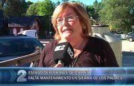 13 03 SIERRA DE LOS PADRES ESTADO DE LAS CALLES