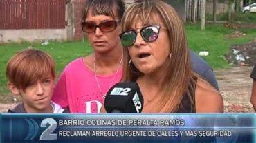 19 03 RECLAMO DE VECINOS
