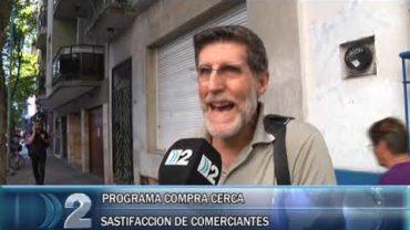 28 -02 -2020 PROGRAMA COMPRA CERCA . SATISFACCIÓN DE LOS COMERCIANTES.