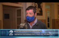 30 -06 -2020 COBRO DE AGUINALDOS. DISTINTOS ESCENARIOS EN EL COBRO EN LA CIUDAD.