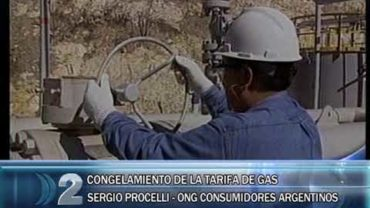 06 -08 -2020 CONGELAMIENTO DE LAS TARIFAS DE GAS. SERGIO PROCELI DA DETALLES.