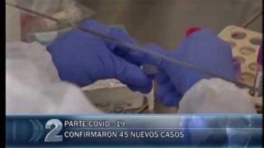 06 -08 -2020 REPORTE COVID -19 ULTIMAS 24 HORAS CIUDAD DE MAR DEL PLATA.