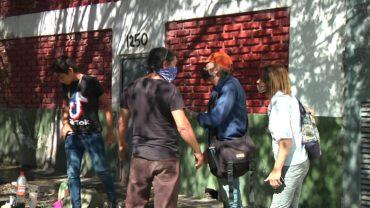 24 -02 -2021 TRABAJADORES DEL PESCADO RECLAMAN SER REINCORPORADOS Y RECHAZAN LA INDEMNIZACIÓN.