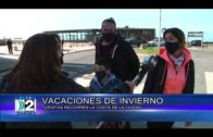 22-07-2021 VACACIONES DE INVIERNO .TURISTAS RECORREN LA CIUDAD.